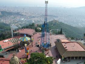 Парк Тибидабо (12)