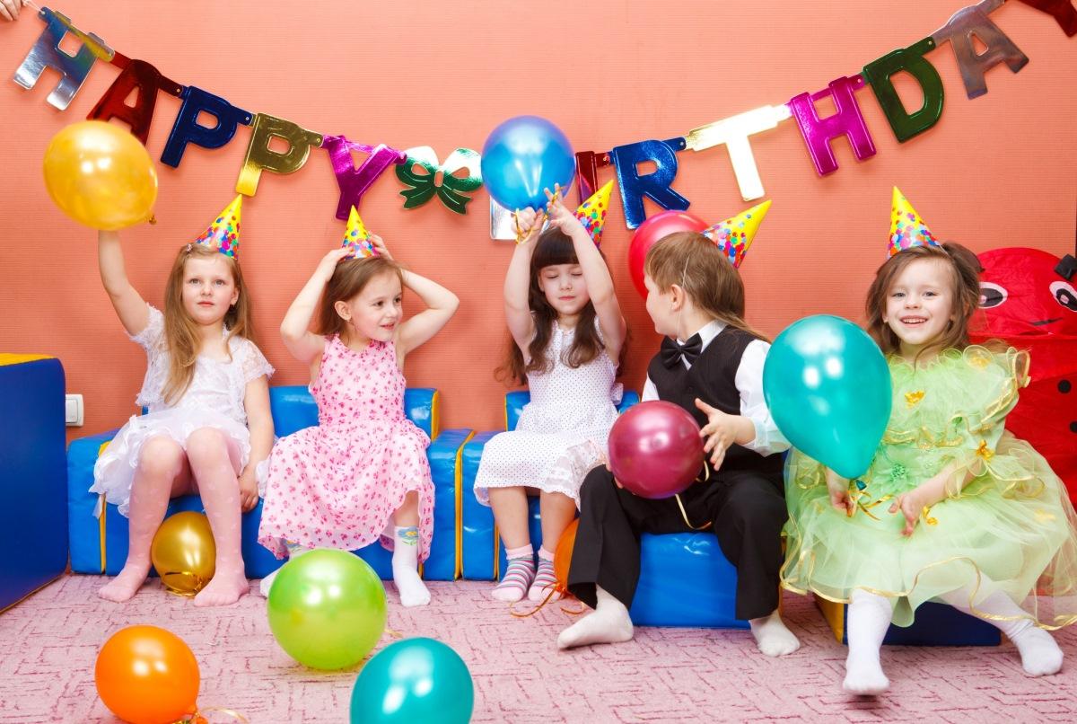 Поздравление развлеченье на день рождение