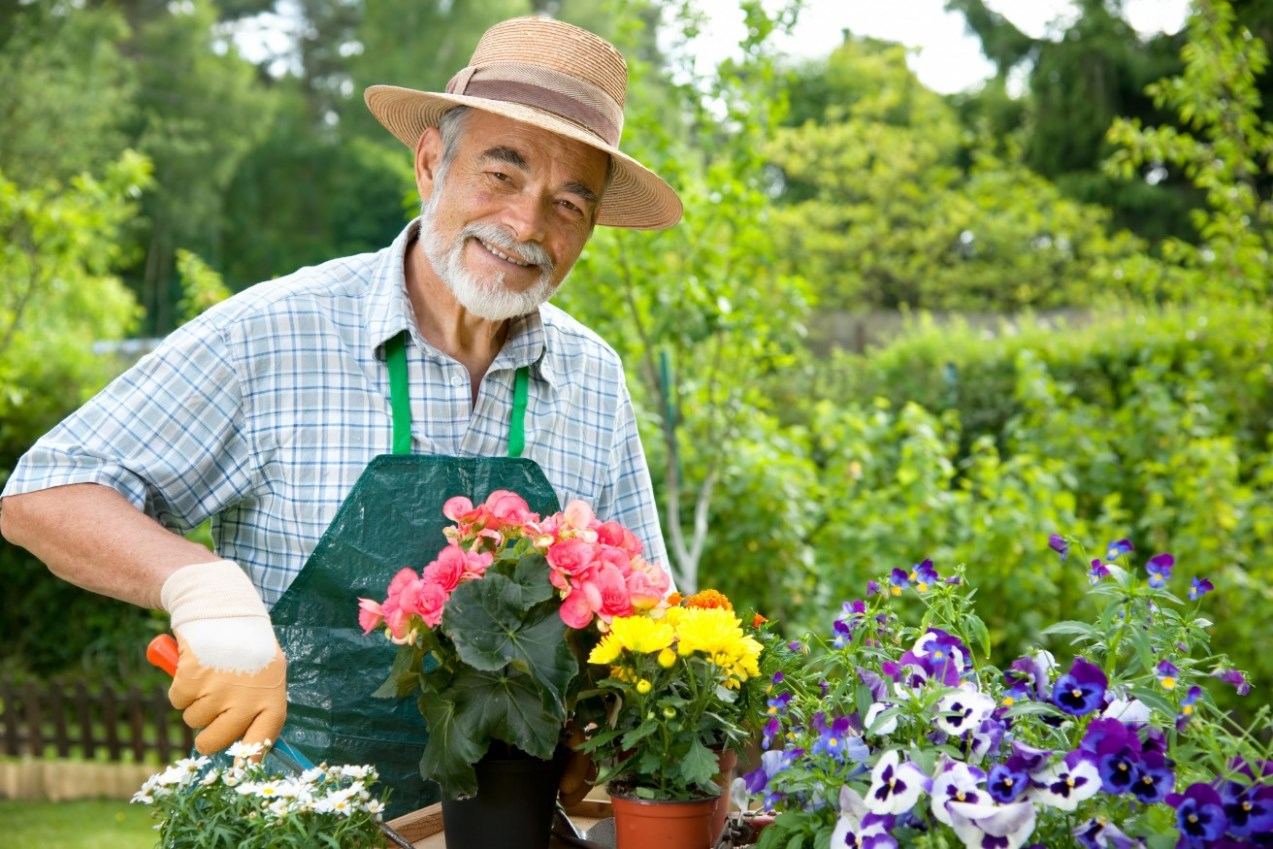 Сюжет где садовник в лесном домике посыпает голую хозяйку лепестками роз 4 фотография