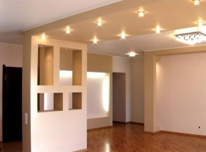 Дизайнерский ремонт квартир под ключ Фото и цены